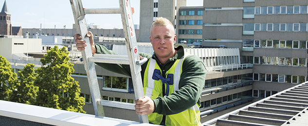ontwikkeling duurzame daken